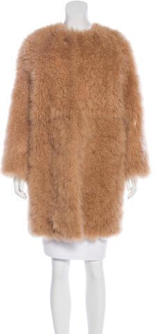 Max MaraMaxMara Atelier 2016 Camel Hair & Cashmere Coat