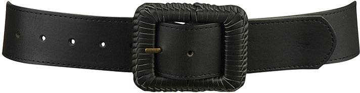 Weave Buckle Waist Belt