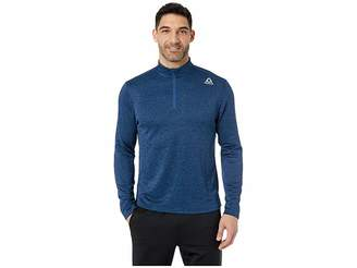Reebok Double Knit 1/4 Zip Men's Clothing