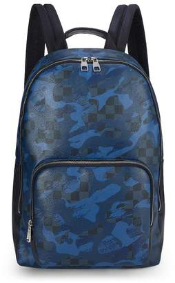481abff357cf Louis Vuitton Damier Graphite Cobalt Camouflage Andy Backpack