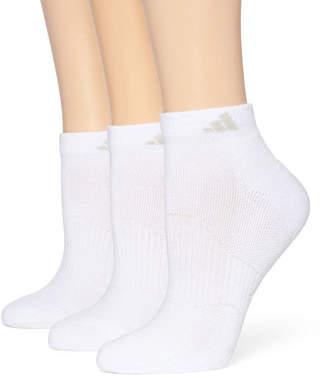 adidas 3-pk. Cushion Low-Cut Socks