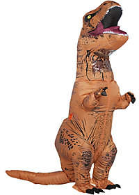 Rubie's Costume Co Costumes Inflatable Full-body Adult T-RexCostume