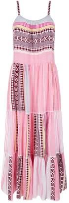 Lemlem Luchia Tiered Maxi Dress