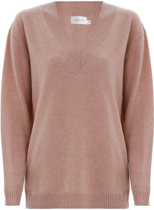 Zimmermann V Neck Cashmere Sweater