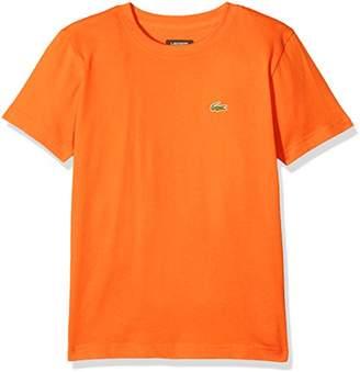 Lacoste Boy's TJ8811 T-Shirt,(Size: 6A)