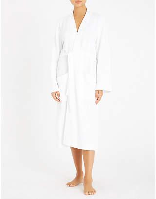 Callahan Skin cotton robe