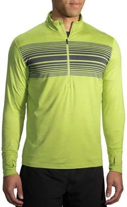 Brooks Dash 1/2-Zip Performance Shirt - Men's
