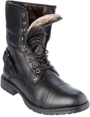 Alberto Fellini Mens Winter Boots Warm Fur Lining PU-Leather Shoes Size 13 c7ec82fda