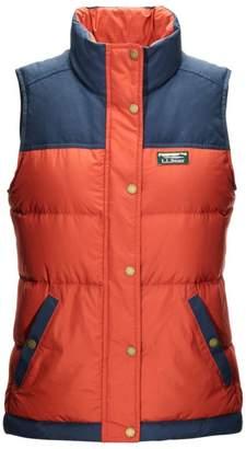 L.L. Bean L.L.Bean Women's Mountain Classic Down Vest, Color Block