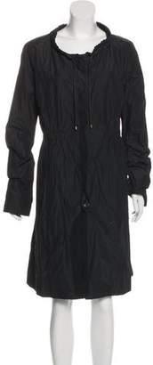 Diane von Furstenberg Sporti Trench Coat