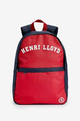 Henri Lloyd Boys Logo Backpack - Red
