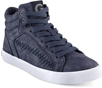 G by GUESS Olisa Lace-Up Sneakers $59 thestylecure.com