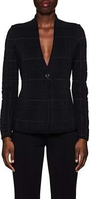 Giorgio Armani Women's Ottoman-Knit Jacket