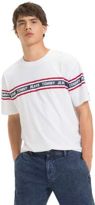 Tommy Hilfiger Essential Logo Tape T-Shirt