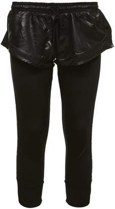 adidas by Stella McCartney Recycled Runner Short Leggings