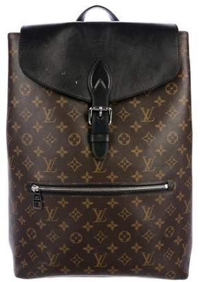 Louis Vuitton Monogram Macassar Palk Backpack