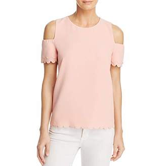 Cooper & Ella Women's Mila Scallop Top