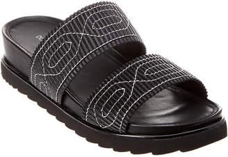 Donald J Pliner Cait Leather Sandal
