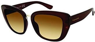 Elie Tahari Women's Th706 BRN Cateye Sunglasses