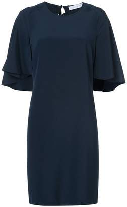 Kimora Lee Simmons cape dress