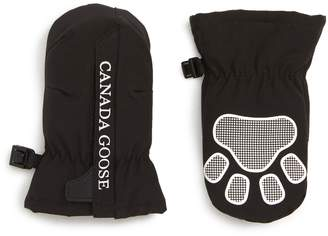 Canada Goose Baby Paw Mittens