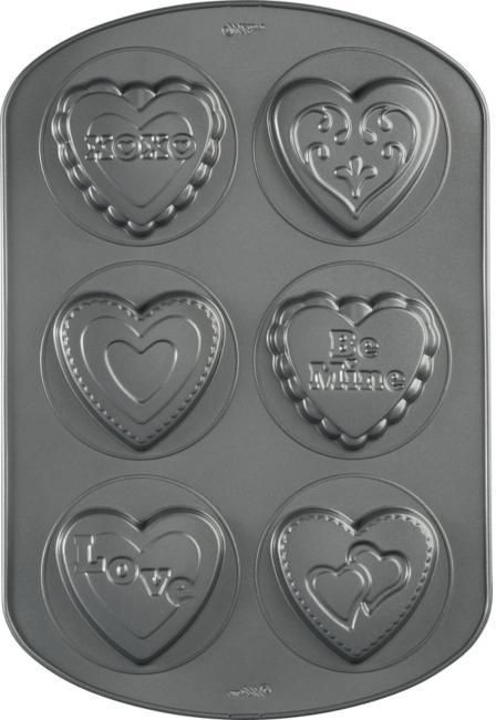 Heart Cookie Pan