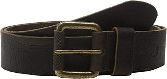 Timberland Men's Mm Milled Pull Up Leather Belt
