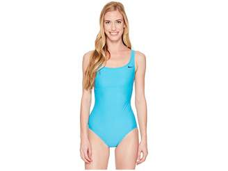 Nike Epic Racerback Spliced One-Piece Women's Swimsuits One Piece