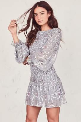 LoveShackFancy love shack fancy Scarlett Mini Dress