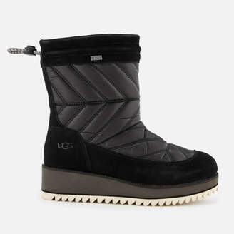 at TheHut.com · UGG Women's Beck Waterproof Quilted Boots