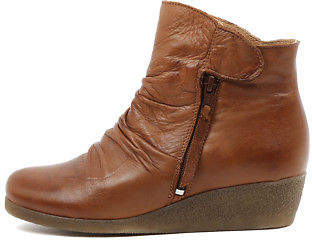 New Effegie Ensoni W Brandy Womens Shoes Comfort Boots Ankle
