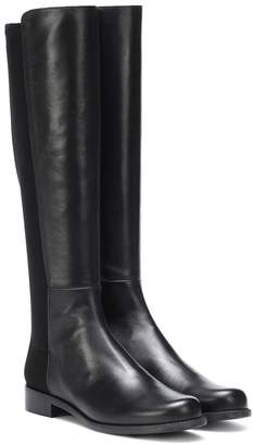 Stuart Weitzman 5050 leather boots