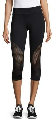 MARC NEW YORK by ANDREW MARC Performance Mesh-Accented Yoga Pants