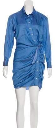 Veronica Beard Knee-Length Shirt Dress