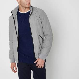 River Island Stone funnel neck jacket