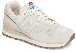 Women's New Balance '574' Sneaker $79.95 thestylecure.com