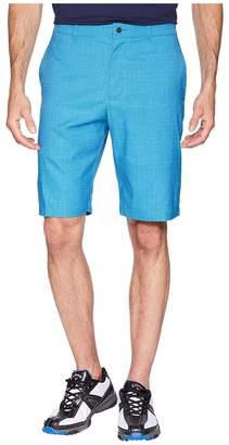 Callaway Printed Heather Houndstooth Shorts Men's Shorts