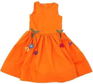 Lolita Cotton Gabardine Dress