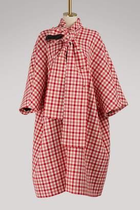Balenciaga Cristobal long coat