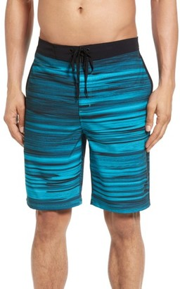 Men's Hurley Phantom Beachside Slider Board Shorts $55 thestylecure.com