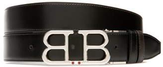 Bally Britt Reversible Leather Belt