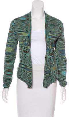 Missoni Cashmere Open-Front Cardigan