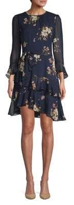 Joie Kayane Long Sleeve Floral Dress