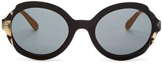 Prada Women's Etiquette Round Sunglasses, 53mm