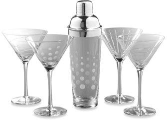 Mikasa Cheers Martini Set