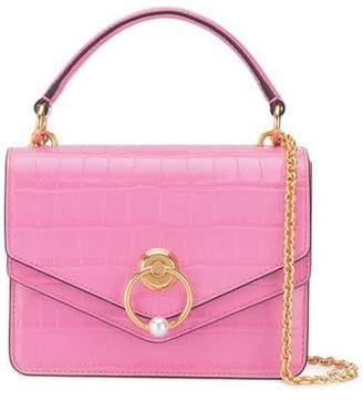 Mulberry foldover top tote