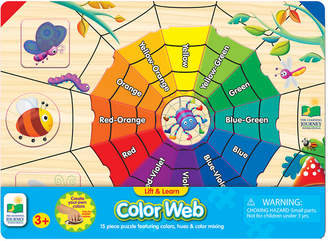 Learning Journey Lift & Learn Color Web