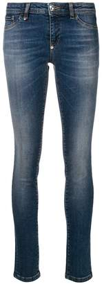 Philipp Plein faded skinny jeans