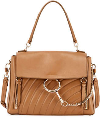 Chloé Faye Medium Quilted Leather Shoulder Bag