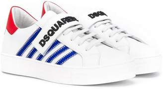 DSQUARED2 TEEN low-top sneakers